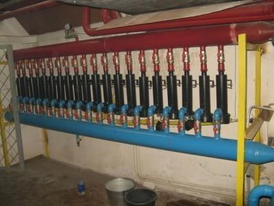 Отопительная система Галан для многоквартирного дома