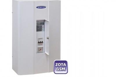 Зота Люкс оснащены системой GSM