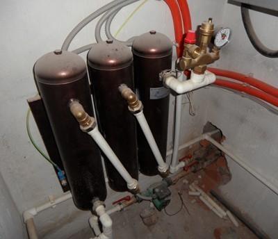 Энергосберегающие котлы ВИН в частном доме