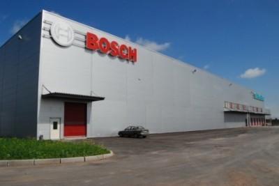 Завод Bosch в Штудгарте