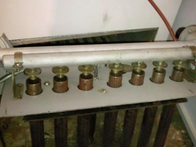 Газовые горелки Мимакс применяют и другие производители оборудования