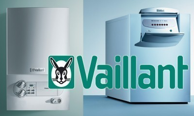 Котлы Вайллант и лого компании