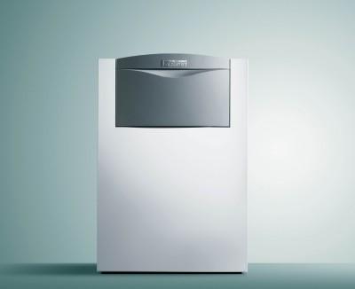В напольном газовом конденсационном котле высокой мощности eco установлен теплообменник, устойчивый к коррозии