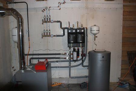 Твердотопливный агрегат