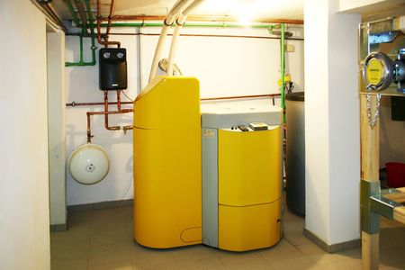 Пиролизный газогенераторный агрегат