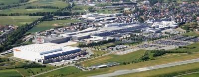Завод Viessmann в Германии