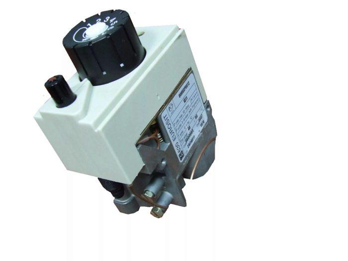 Пример автоматики для газового котла