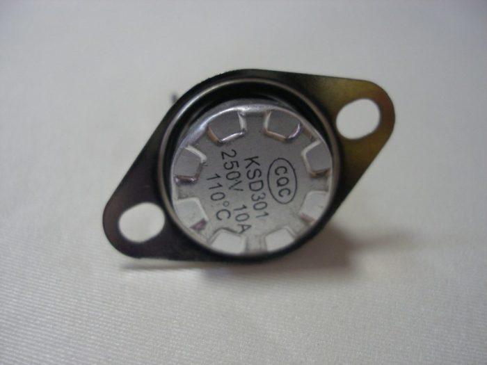 Пример датчика тяги для газового котла