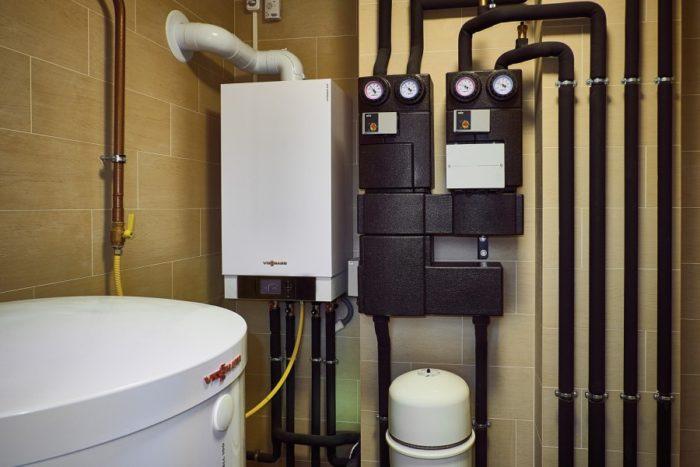 Системы защиты газового котла