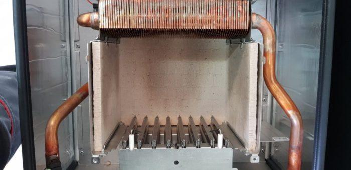 Самодельный газовый котел