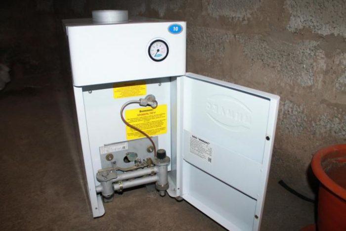 Заполнение и проверка системы отопления