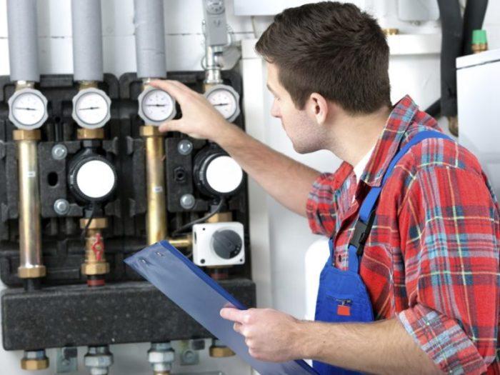 Диагностика газового котла перед ремонтом