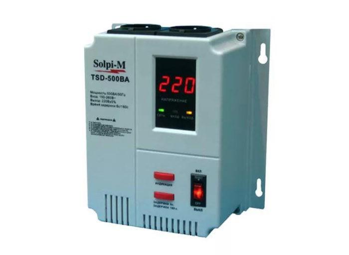Пример стабилизатора для газового котла