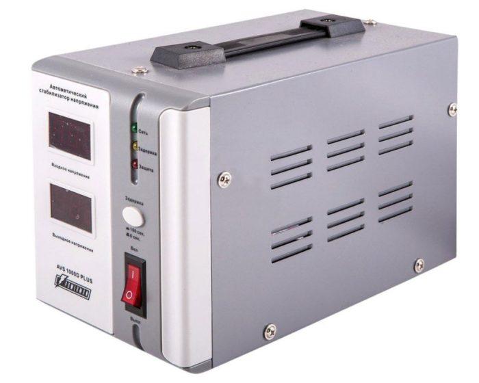 Переносной стабилизатор для газового котла