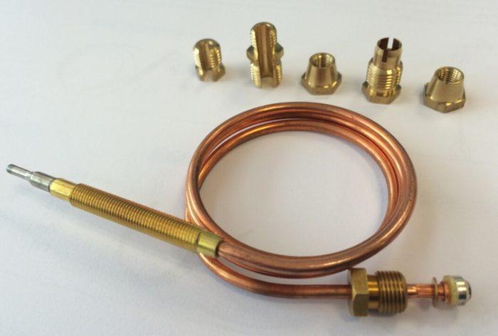 Вариант термопары для газового котла