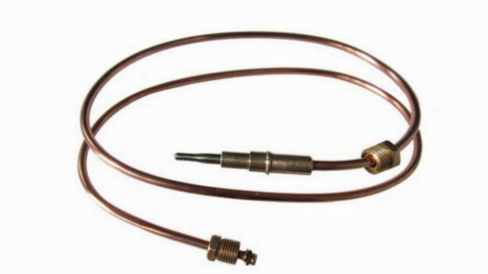 Пример термопары для газового котла
