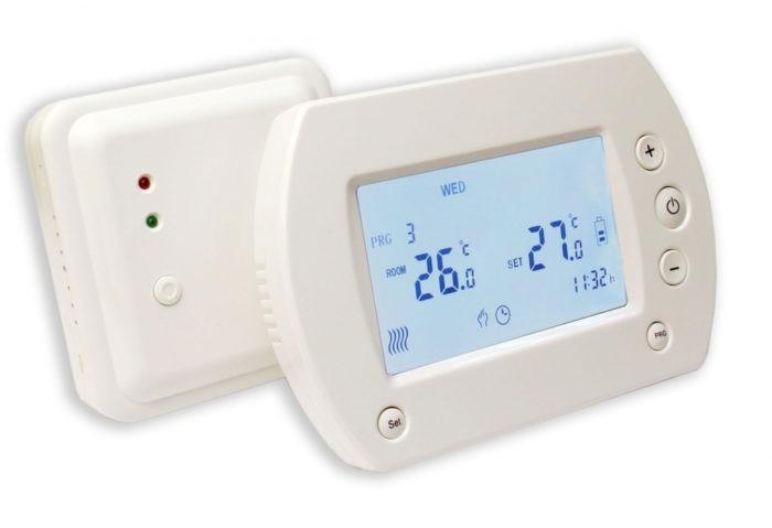 Современный терморегулятор для газового котла