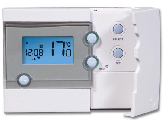 Пример терморегулятора для газового котла