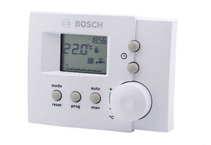 Современный термостат для газового котла