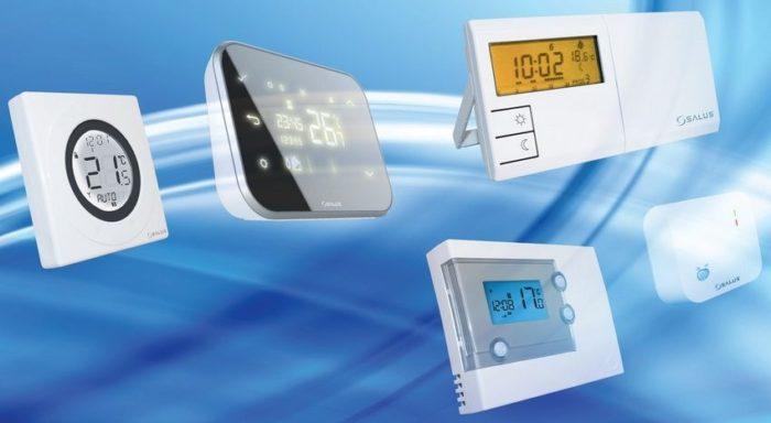 Варианты термостатов для газового котла