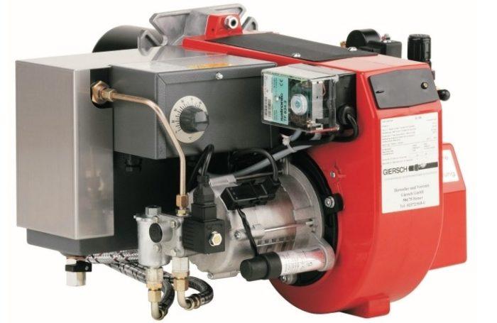 Отопительная горелка для жидкого топлива